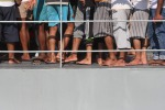 Migranti, sbarcano a Catania in 356: a bordo anche 8 salme