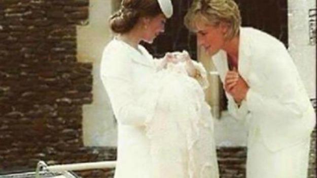 Kate Middleton, Lady Diana, Sicilia, Società