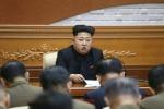 Il leader della Corea del Nord, Kim Jong-un