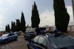 """Fiori per la visita di Veronica Panarello sulla tomba del figlio Loris: """"Scoprirò chi è stato"""""""