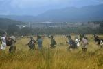 Frontiera aperta in Macedonia, 3 mila profughi in attesa di passare - Foto