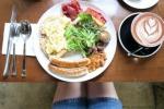 Da Singapore all'Inghilterra, la colazione fotografata in ogni parte del mondo - Foto