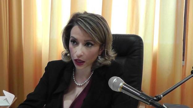 Marianna Caronia, Stefano Santoro, Sicilia, Politica