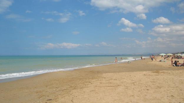 inquinamento, mare, marina di acate, Ragusa, Cronaca