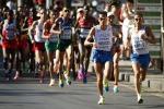 Al via i mondiali di atletica, Pertile quarto nella maratona