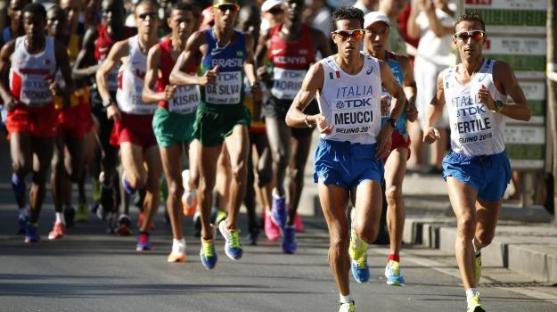 atletica, CINA, maratona, Sicilia, Sport