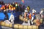 Sbarco a Lampedusa, in 102 arrivati su una motovedetta