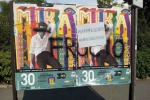 Scritte omofobe a Firenze, l'hashtag di Mika diventa virale - Foto