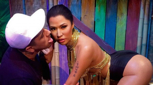 foto, museo cere, pose sessuali, Nicki Minaj, Sicilia, Società