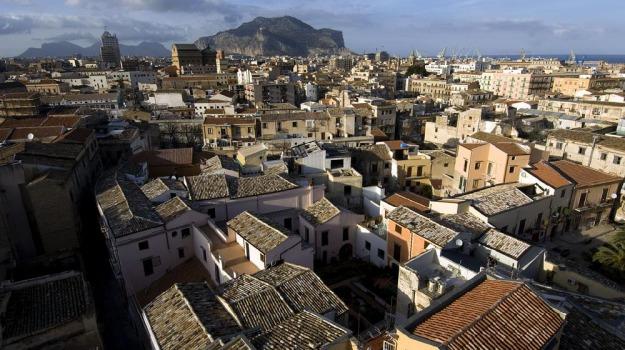centro storico, CROLLI, Palermo, Archivio