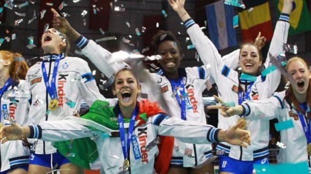 mondiale, pallavolo, Under 18, Sicilia, Sport