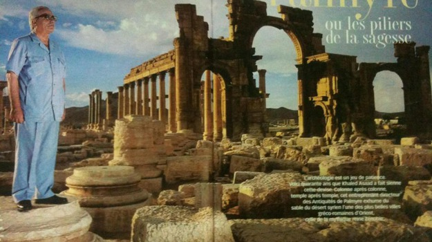 Isis, Palmira, terrorismo, Sicilia, Mondo