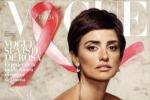 Taglio cortissimo per Penelope Cruz, l'attrice scende in campo contro il cancro al seno - Foto
