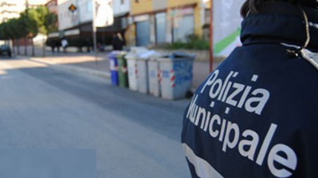 Polizia municipale Trapani multe incidenti, Trapani, Cronaca