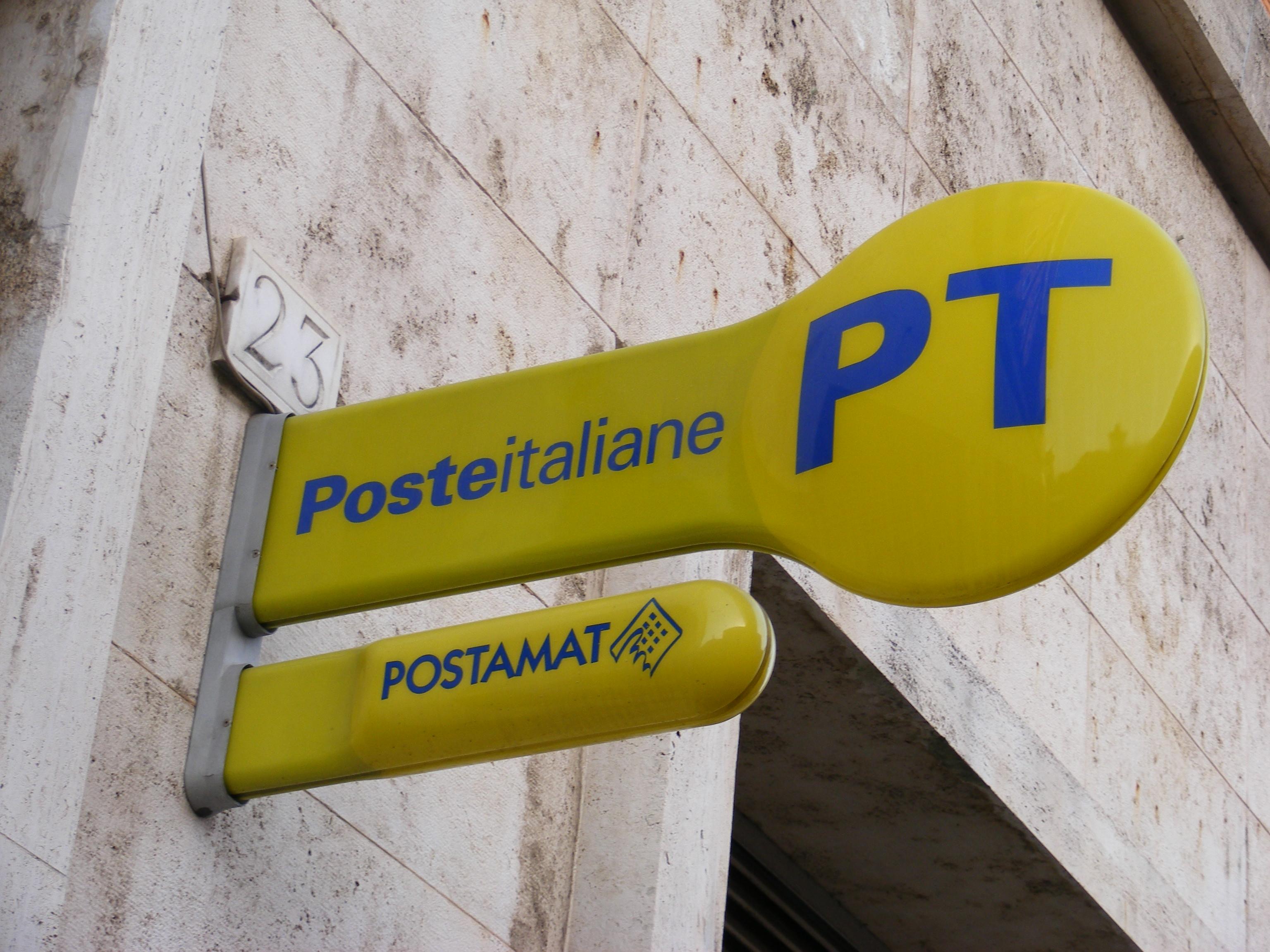 Ufficio Postale A Palermo : Rapina a un ufficio postale di palermo in due prendono i soldi