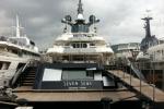 """""""Troppo piccolo"""", Steven Spielberg mette in vendita Seven Seas: il suo mega-yacht da 86 metri"""