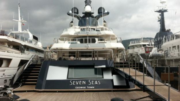 yacht, Steven Spielberg, Sicilia, Società