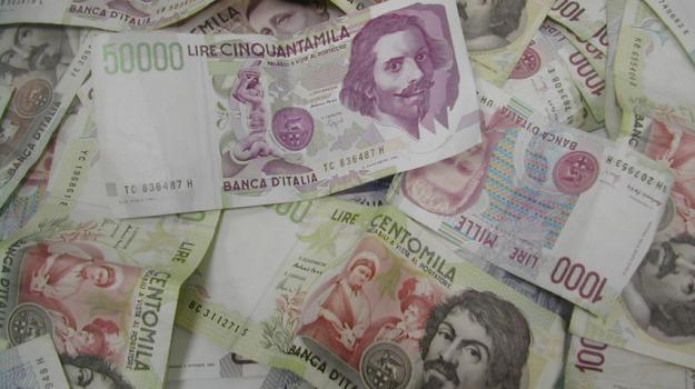 Gela, soldi, Caltanissetta, Cronaca
