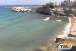 Terrasini inquinata, spiaggia chiusa a Ferragosto