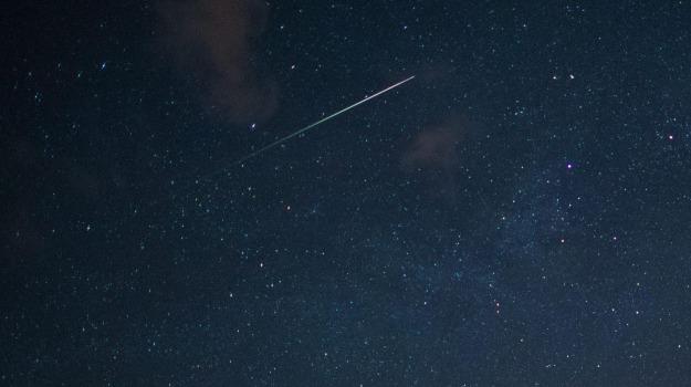 10 giorni, astrofili, meteo, picco, stelle cadenti, Sicilia, Società