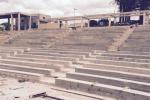 Castelvetrano, teatro devastato dagli atti vandalici: a rischio il cartellone estivo