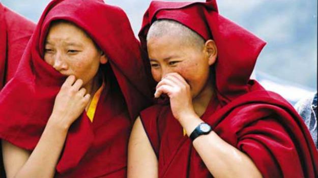 Tibet, Sicilia, Mondo