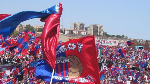 catania calcio, Catania, Qui Catania