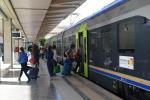 Treni sulla Siracusa-Catania in ritardo per il maltempo