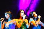Trio... Appassionante: Giorgia, Stefania e Mara cantano a Mazara