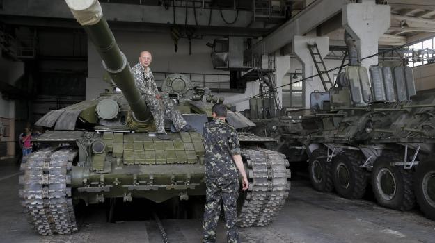 bombardamenti, civili, guerra, Kiev, Russia, separatisti, Ucraina, vittime, Sicilia, Mondo