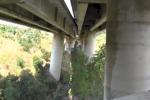 Riapre una carreggiata del viadotto Himera, inaugurazione con Renzi e Delrio