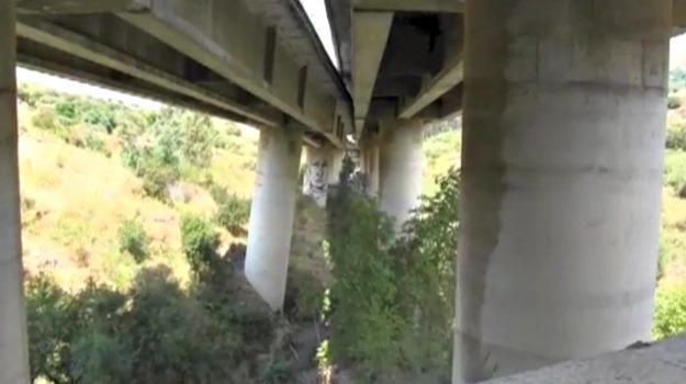 autostrada, enna, viadotto himera, Enna, Cronaca