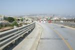 Viadotto Targia, aperta al traffico la nuova bretella