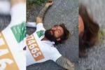 """Paura per Brumotti: l'inviato di """"Striscia la notizia"""" aggredito per strada col padre"""