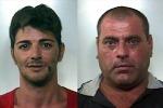 Furto di rame, quattro arresti a Termini Imerese: nomi e foto
