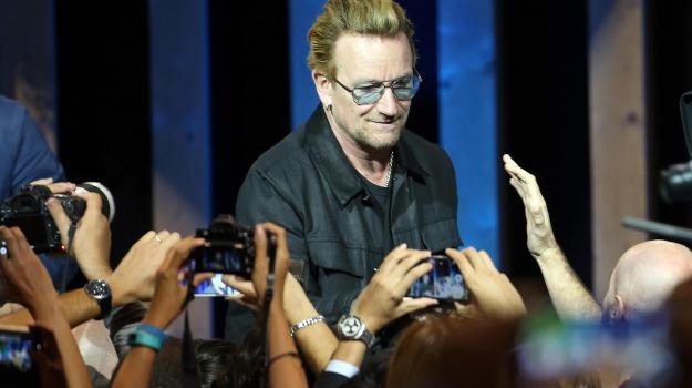 concerto, sicurezza, U2, Bono Vox, Sicilia, Mondo