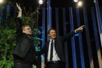 """Bono visita Expo e lancia un appello: Non chiamateli migranti ma rifugiati"""" - Foto"""