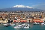 """Troupe giapponese a Catania per la trasmissione """"Itinerari d'acqua"""""""