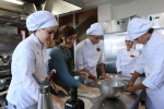 Studenti siciliani in cucina: workshop con due chef americane - Foto