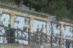 Rotoli di Palermo, finiti i lavori di messa in sicurezza