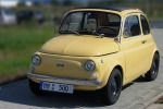 """Meeting Fiat, a Etnapolis è il giorno di """"miss 500"""" - Foto"""