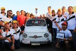 """Comprata nel 1965 per 600 mila lire: Miss Fiat 500 è una """"cinquantina"""" di Paternò - Foto"""