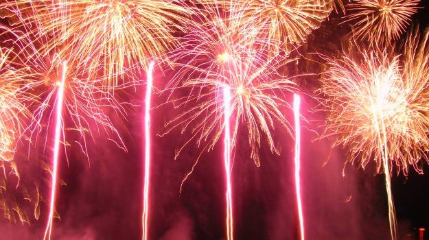 fuochi d'artificio, trapani, Trapani, Cronaca