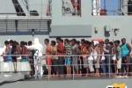 Altro sbarco a Catania, arrivano 102 profughi