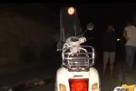 Motociclista travolto e ucciso a Palermo