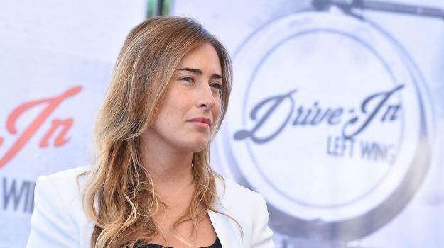 m5s, pd, referendum, Giovanni Falcone, Maria Elena Boschi, Sicilia, La politica a Cinque Stelle, Politica