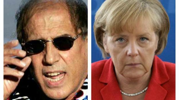 attacco, immigrazione, Adriano Celentano, Angela Merkel, Sicilia, Società