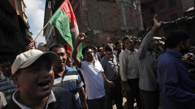 costituzione, Nepal, proteste, sicurezza, Sicilia, Mondo