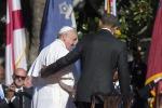 Tutte le immagini del Papa alla Casa Bianca - Foto