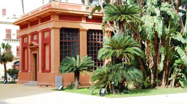 orto botanico, Palermo, Cronaca
